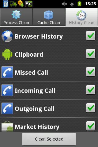 Android System Cleaner - Imagem 1 do software