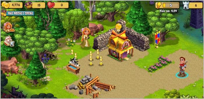 CastleVille - Imagem 2 do software