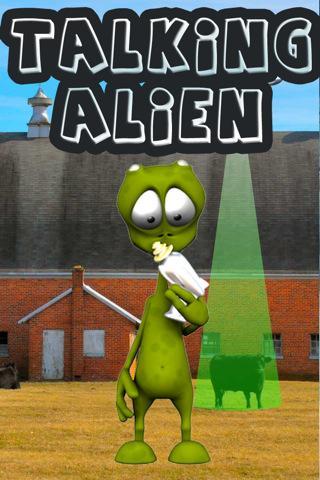Talking Alien - Hungry time - Imagem 1 do software