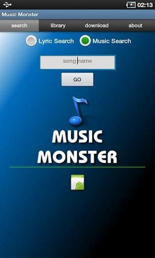 Music Monster Download
