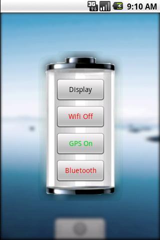 Battery Widget - Imagem 2 do software