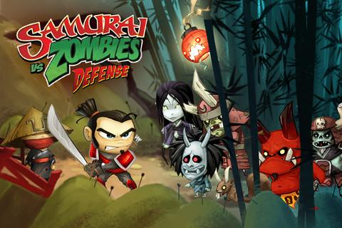 Samurai vs Zombies Defense - Imagem 1 do software