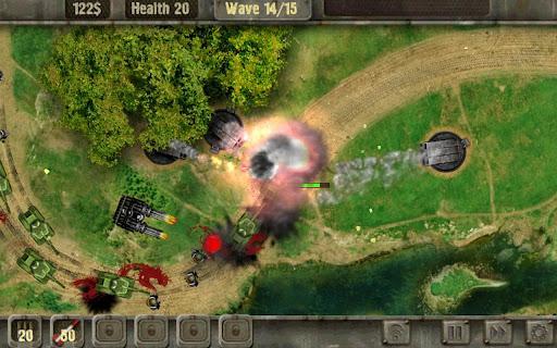 Defense zone HD Lite - Imagem 1 do software