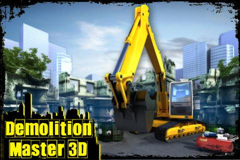 Demolition Master 3D! - Imagem 1 do software