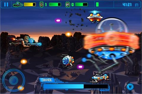 Ultimate Mission II (vs Boss) - Imagem 1 do software