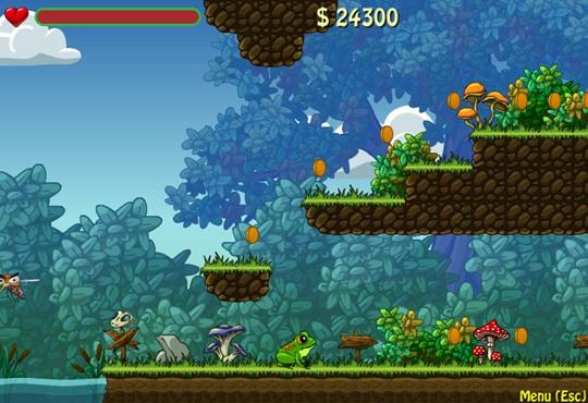 Frog Dares - Imagem 2 do software