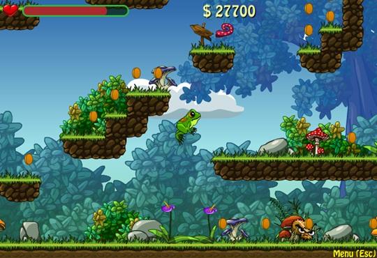 Frog Dares - Imagem 1 do software