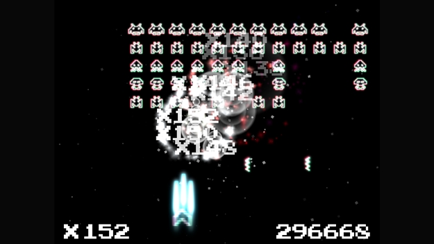 Hyperspace Invaders Zero.