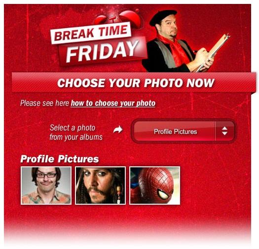 Faça o upload de uma imagem