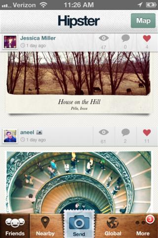 Hipster - Imagem 1 do software
