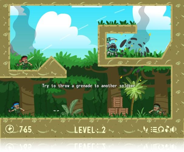Jungle Wars - Imagem 1 do software
