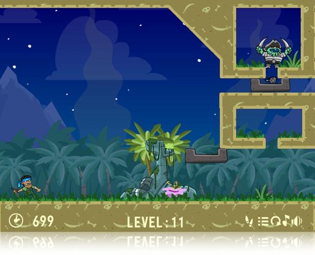 Jungle Wars - Imagem 3 do software