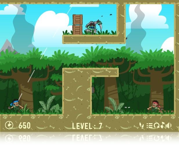 Jungle Wars - Imagem 4 do software