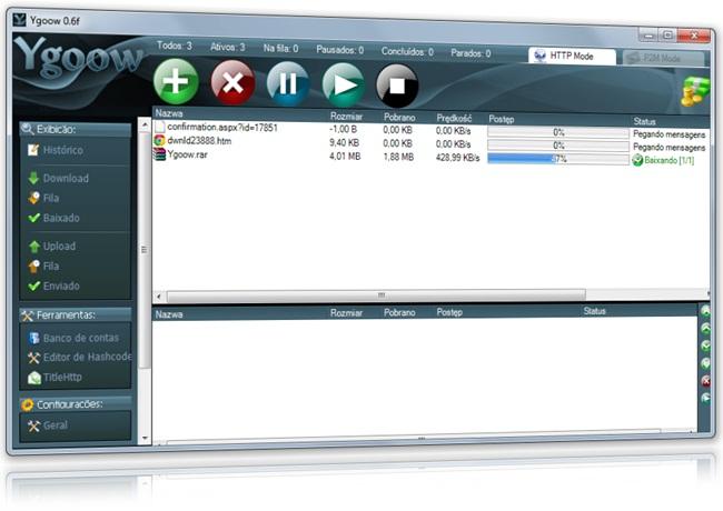 Ygoow - Imagem 1 do software