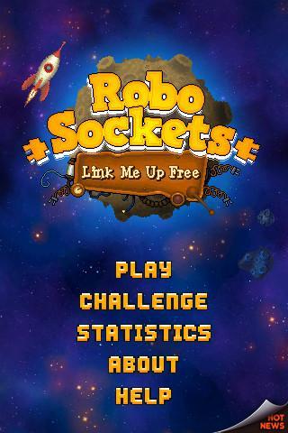 RoboSockets: Link Me Up! Free - Imagem 1 do software