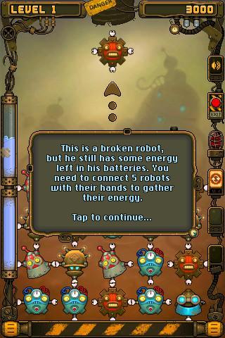 RoboSockets: Link Me Up! Free - Imagem 2 do software
