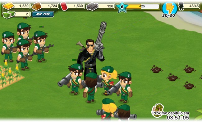 Social Wars - Imagem 2 do software