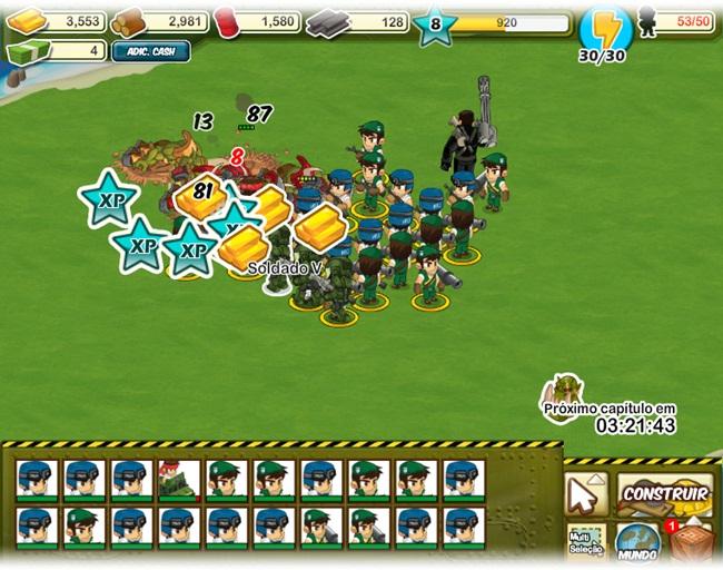 Social Wars - Imagem 3 do software