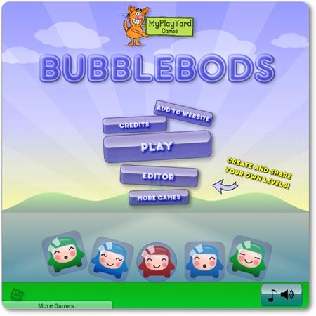 Bubble Bods - Imagem 1 do software