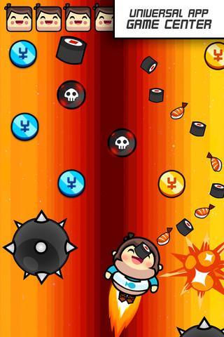 Sushi Boy Thunder - Imagem 2 do software