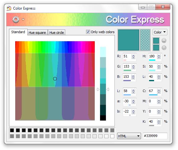 Color Express - Imagem 1 do software