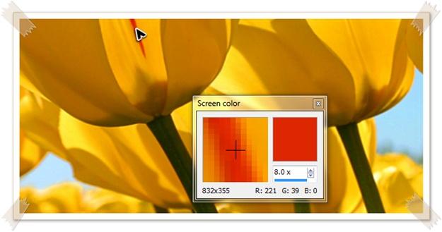 Color Express - Imagem 2 do software