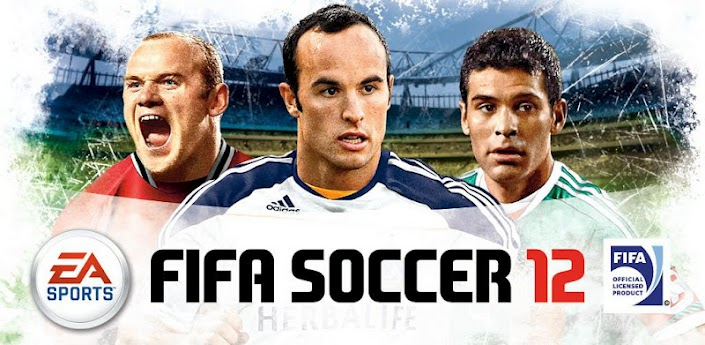 FIFA SOCCER 12 by EA SPORTS - Imagem 1 do software