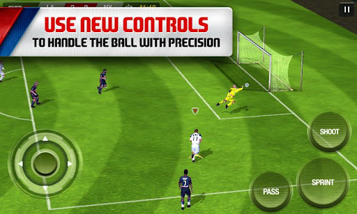FIFA SOCCER 12 by EA SPORTS - Imagem 2 do software
