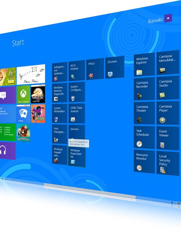 Start Screen Customizer - Imagem 1 do software