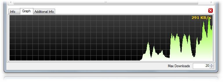 Rapid Downloader - Imagem 3 do software