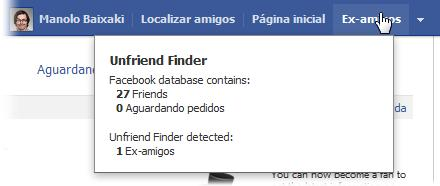 Veja quem deixou de ser seu amigo no Facebook!