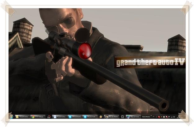 PacketOverload`s GTA IV Wallpaper - Imagem 1 do software