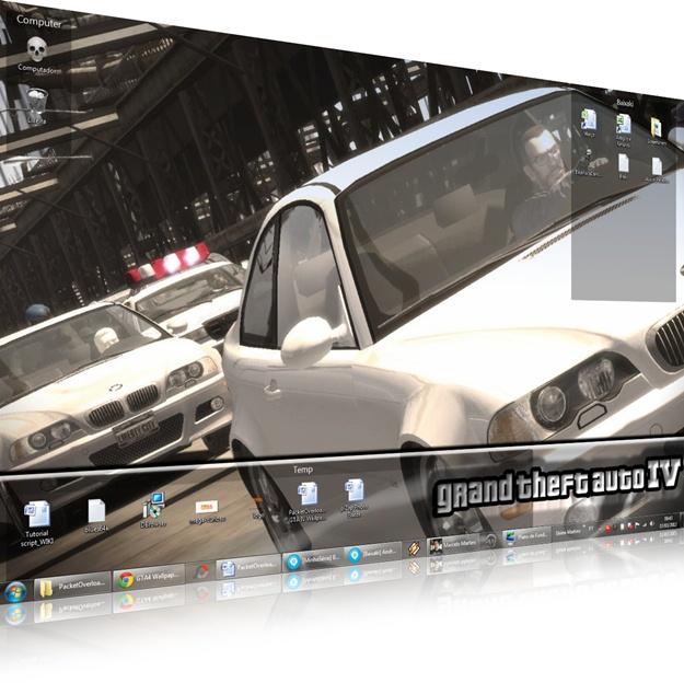 PacketOverload`s GTA IV Wallpaper - Imagem 3 do software