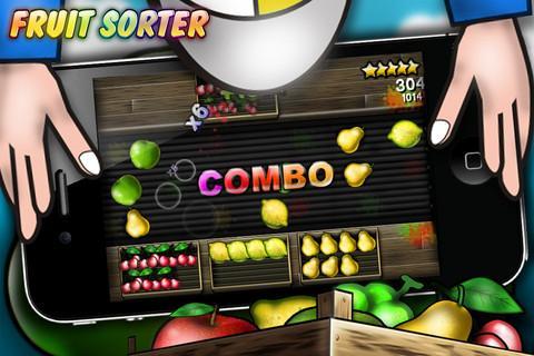 Fruit Sorter Free - Imagem 1 do software