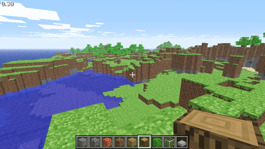 Minecraft Classic Single Player