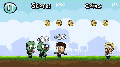 Backyard Zombies FREE - Imagem 1 do software