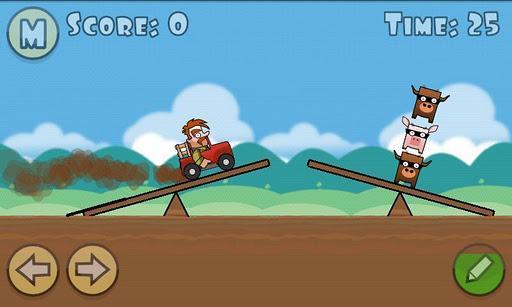 Cow and Pig Go Home! Free! - Imagem 1 do software