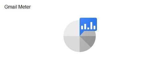 Estatísticas do seu Gmail