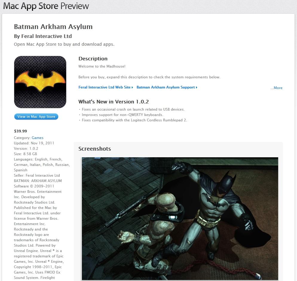 Mac OS Gaming: uma plataforma de jogos em evolução - TecMundo