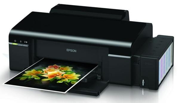 Chega De Cartuchos Epson Lan 231 A Impressora De Fotos Com