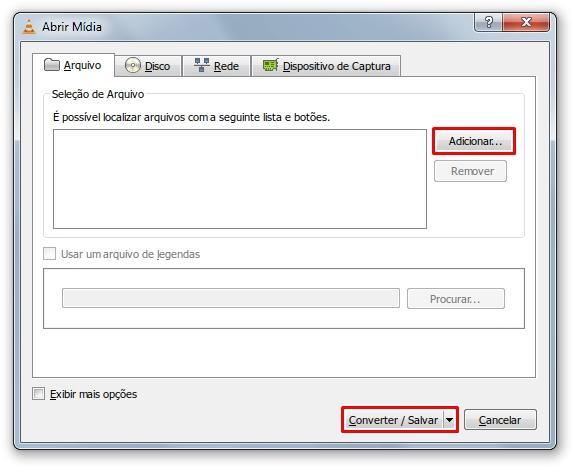 VLC Media Player: como converter arquivos para outros formatos