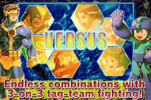 Marvel Vs. Capcom 2 - Imagem 1 do software