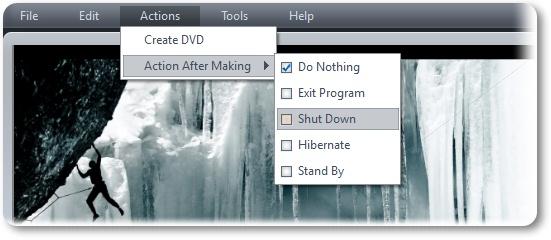 4Media Photo DVD Maker - Imagem 3 do software