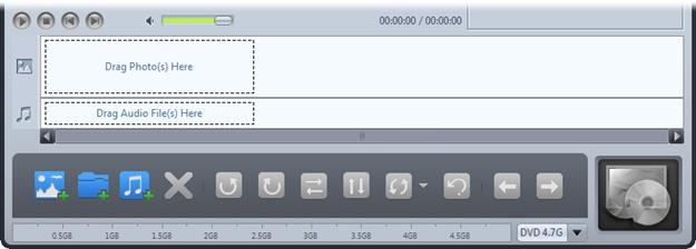 4Media Photo DVD Maker - Imagem 2 do software