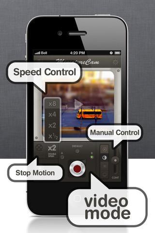 MiniatureCam - Imagem 2 do software