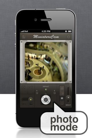 MiniatureCam - Imagem 1 do software