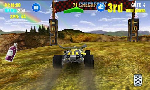 Dust: Offroad Racing - Imagem 1 do software