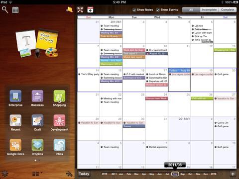 iNoteBox HD Lite - Imagem 1 do software