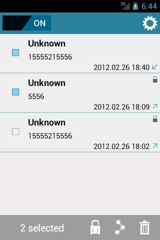 Call Recorder - Imagem 1 do software