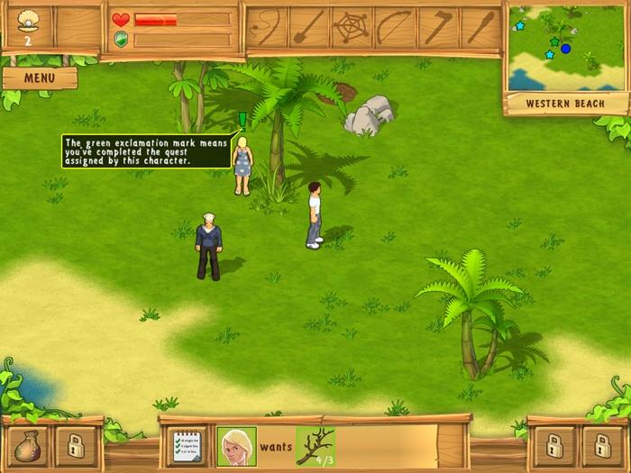 The Island: Castaway - Imagem 1 do software